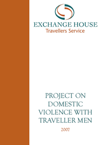 Project on Domestic Violence with Traveller Men